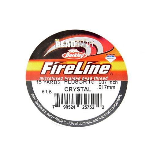 Fireline Crystal 0,17mm 13,5 meter