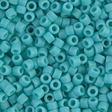 MIYUKI Delica Seed Beads DB759 11/0 Round - Matte Opaque Turquois DB-759