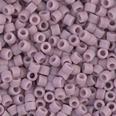 MIYUKI Delica Seed Beads DB758 11/0 Round - Matte Opaque Lilac DB-758